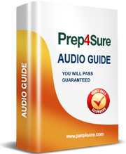 Prep4sure Audio Guide